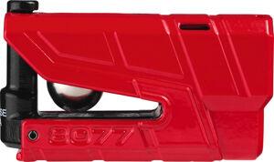 ABUS Granit Detecto XPlus 8077 Verrou de disque Rouge taille : unique taille