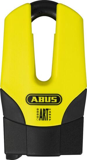 ABUS Granit Quick 37/60 Pro Verrouillage du disque de frein Noir Jaune taille : 53 mm