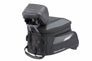 SW-Motech Support GPS pour sacoche de réservoir EVO - Pour sacoche de réservoir EVO (sauf Micro). Noir. taille :