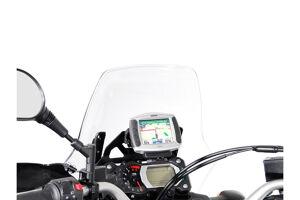 SW-Motech Support GPS pour cockpit - Noir. Yamaha XT1200Z Super Ténéré (10-13). taille :