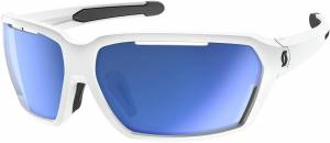 Scott Vector lunettes de soleil Blanc taille : unique taille