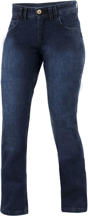 Trilobite Cullebro Jeans de moto de dames Bleu taille : 26