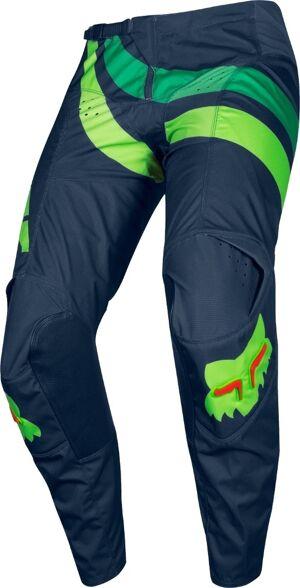 FOX 180 Cota Pantalon de motocross Bleu taille : 36