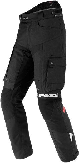 Spidi H2Out Allroad Pantalon textile de moto Noir taille : 4XL