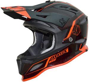 Just1 JDH Assault Mips Downhill casque Noir Rouge taille : 2XL