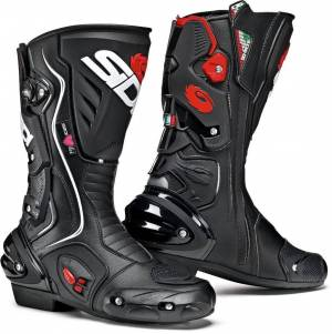 Sidi Vertigo 2 Ladies Motorcycle Boots Bottes de moto pour dames Noir taille : 40