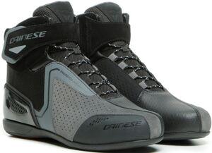 Dainese Energyca Air Chaussures de moto pour dames Noir Gris taille : 36