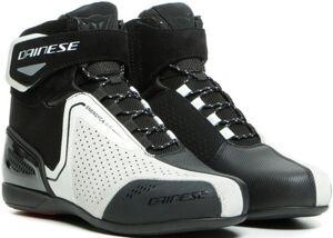 Dainese Energyca Air Chaussures de moto pour dames Noir Blanc taille : 41