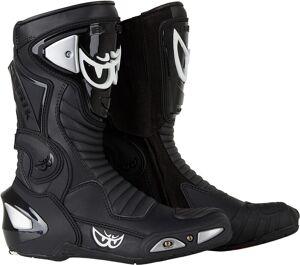 Berik Race-X Racing Bottes de moto Noir taille : 48