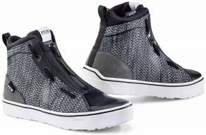 TCX Ikasu Air Chaussures de moto Noir Gris taille : 45