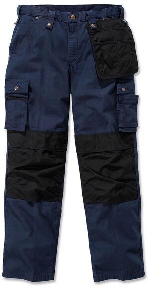 Carhartt Multi Pocket Ripstop Jeans/Pantalons Bleu taille : 30