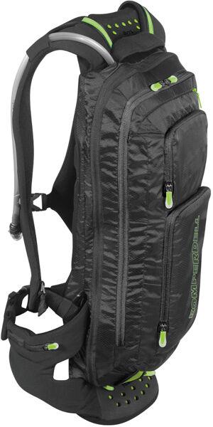 Komperdell MTB-Pro Protectorpack Sac à dos Protecteur Noir Vert taille : M