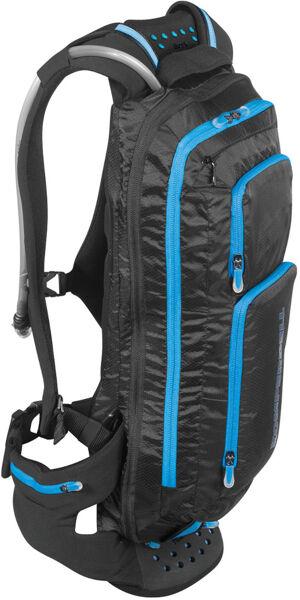 Komperdell MTB-Pro Protectorpack Sac à dos Protecteur Noir Bleu taille : M