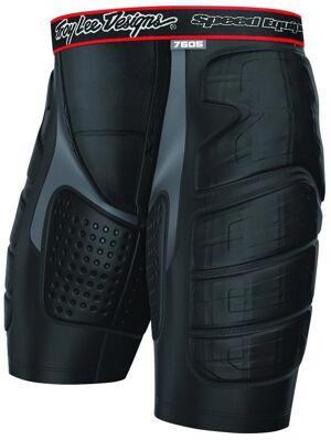 Troy Lee Designs 7605 Shorts de protection enfants Noir taille : L