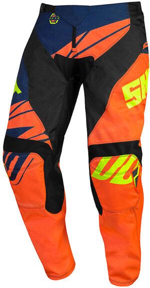 Shot Devo Ventury Pantalon Motocross pour enfants Bleu taille : XS