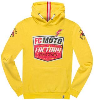 FC-Moto Crew-H Capuche Jaune taille : 2XL