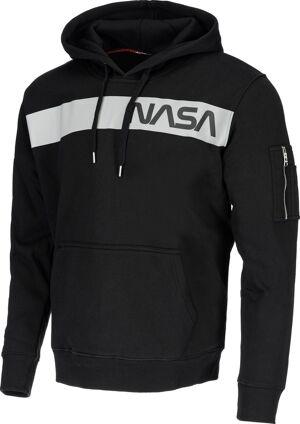 Alpha Industries NASA RS Capuche Noir taille : 2XL