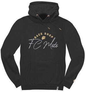 FC-Moto FCM-Sign Dames Hoodie Noir taille : XL