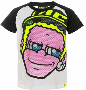 VR46 Dottorino T-Shirt enfants Multicolore taille : 12 - 14