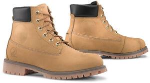 Forma Elite Chaussures de moto imperméables Or taille : 38
