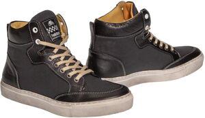 Helstons Kobe Chaussures de moto Noir Gris taille : 39