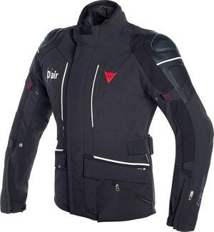 Dainese Cyclone D-Air Airbag Gore-Tex Veste textile Noir Blanc taille : 50