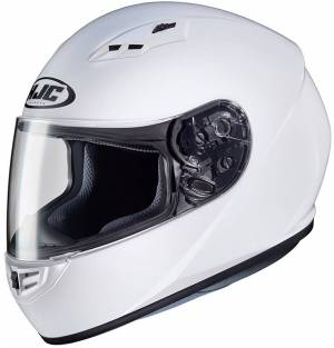 HJC CS-15 Solid Casque Blanc taille : XL
