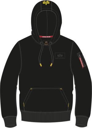 Alpha Industries Safety Line Capuche Noir taille : S