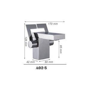 Distribain Robinet mélangeur SDA02-5 nouvelle tendance