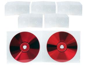 Pearl 50 doubles boîtiers slim pour CD