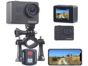 Somikon Caméra sport étanche connectée UHD avec capteur Sony DV-3917