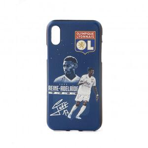 Olympique Lyonnais Coque de téléphone joueur iPhone X/XS Reine-Adélaïde OL - Foot Lyon