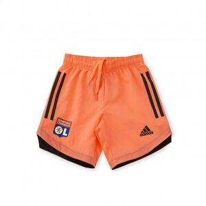 adidas Short gardien Junior Corail 20/21 OL - Foot Lyon