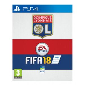 Olympique Lyonnais Jeu FIFA 18 Edition OL PS4  OL - Foot Lyon