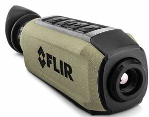 FLIR Monoculaire à Imagerie Thermique SCION OTM266