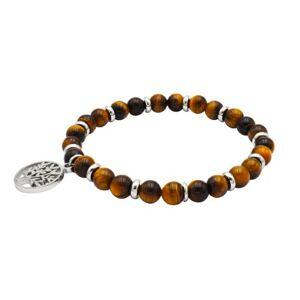 Bijoux Bracelet Bien-Être Oeil de Tigre - LABISE