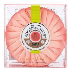 ROGER GALLET Savon Frais Boîte Cristal Fleur de Figuier Roger Gallet - 100g