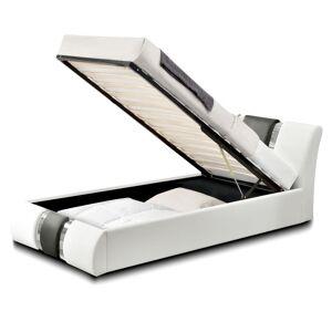Lit coffre design ATLANTIC - Tailles - 90x190