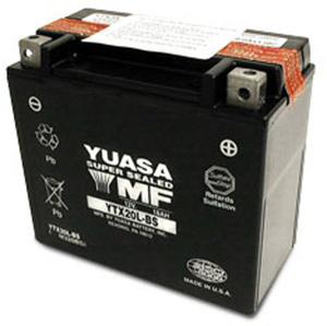 YAMAHA batterie moto pour  YAMAHA 450 YFM 450FX Wolverine (2008-2010)