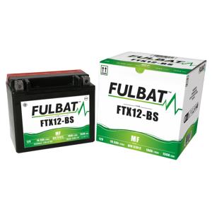 Fulbat Batterie jet-ski YTX12-BS étanche 12V / 10Ah