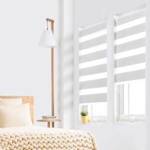 IDMarket Store jour nuit blanc 45 x 170 cm