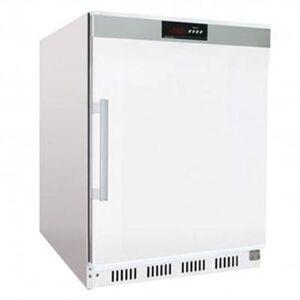 L2G Armoire congelateur laquée blanc 200 litres