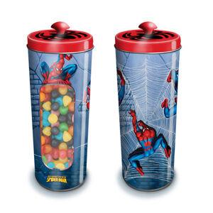 Boite à bonbons en métal Spiderman?
