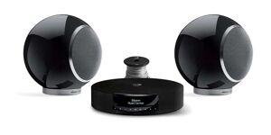Elipson pack music center bt hd + chromecast + planet l 2.0 noir + câble hp 10m