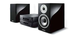 Yamaha musiccast mcr-n870d noir