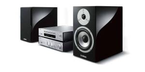 Yamaha musiccast mcr-n870d silver