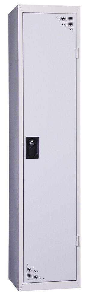 EVP Vestiaire métallique industrie salissante coloris gris