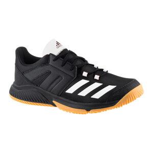 ADIDAS Chaussures de handball homme ESSENCE noir / blanc - ADIDAS - 43