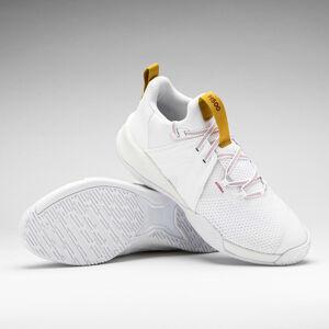 ATORKA Chaussures de handball adulte H500 FASTER blanc - ATORKA - 39