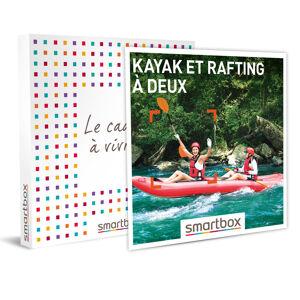 Smartbox Kayak et rafting à deux Coffret cadeau Smartbox